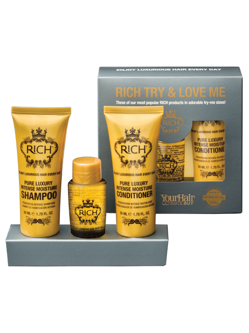 RICH TRY & LOVE ME SET