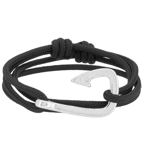 GAETA HOOK SOLID BLACK - LIMITLESSXL