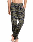 Hanes Men's ComfortSoft® Cotton Printed Lounge Pants