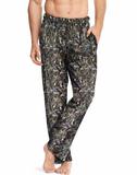 Hanes Men's ComfortSoft® Cotton Printed Lounge Pants Woodland