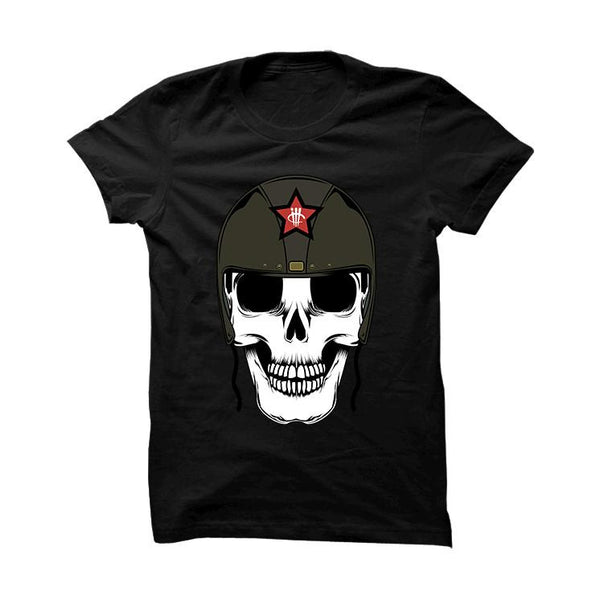 BLACK T SHIRT (SKELETON) - LIMITLESSXL