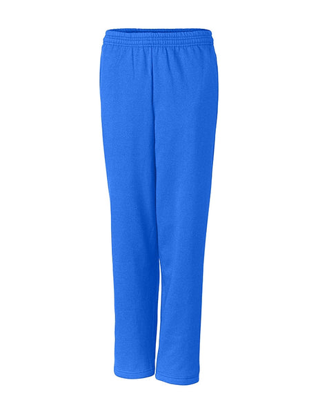 Men's Clique Basics Flc Pant Blue Lake(BLL)