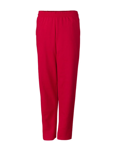 Men's Clique Basics Flc Pant Deep Red(DRD)