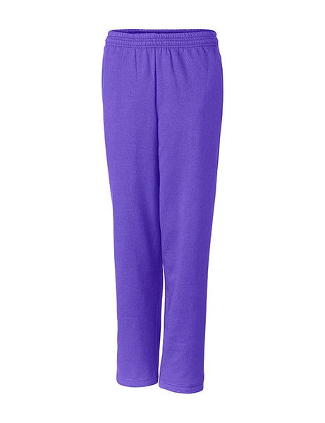 Men's Clique Basics Flc Pant Purple(PPL)
