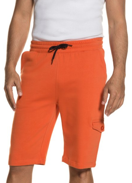 Soft Jersey Cargo Sweat Shorts