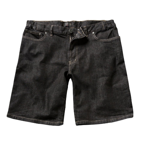 Denim Bermuda Shorts - LIMITLESSXL