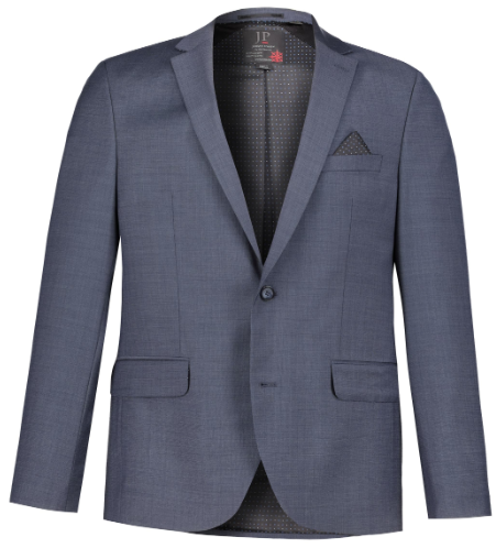 Travel Wrinkle Free Stretch Fully Lined Suit Jacket