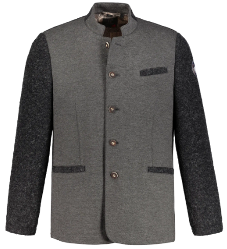 Traditional Tow Tone Janker Jacket
