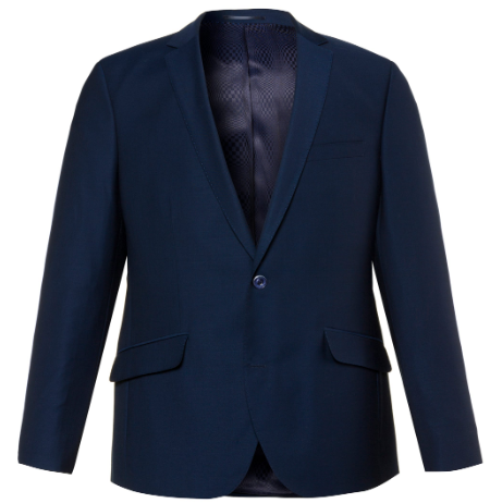 Smart Single Breasted Suit Jacket