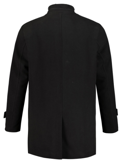 Removable Lining Short Coat