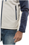 Softshell jacket, water-repellent, wind-resistant