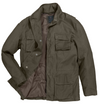 Prewashed Fully Lined Field Jacket