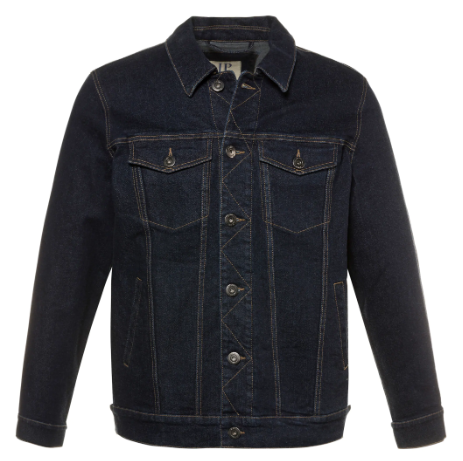 Rogue Biker Stretch Denim Jacket