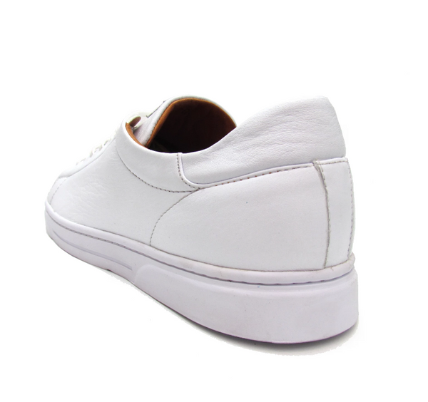Blanco Low-Top Sneakers