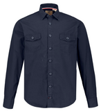 Prewashed Casual Modern Fit Cotton Shirt