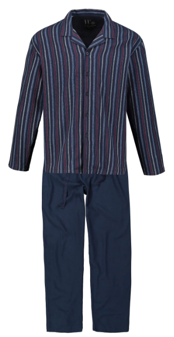 Pyjama, flannel, two-piece set