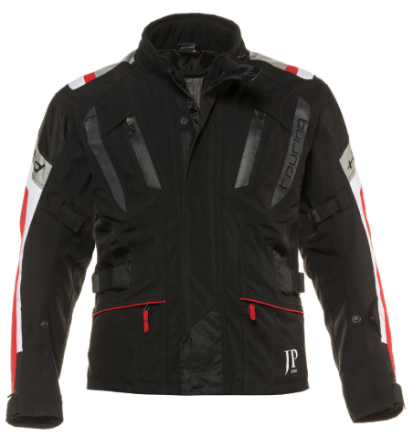 Short Padded Motorbike Jacket