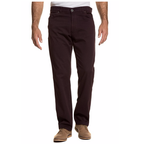 Regular Fit Stretch 5 Pocket Comfort Pants