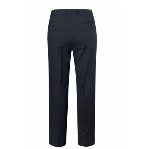 Plain Front Suit Pants