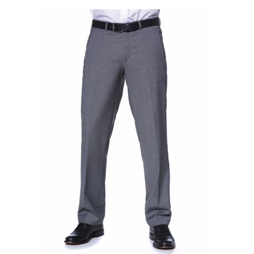 Textured Suit Pants