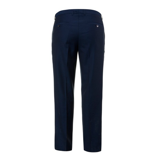 Comfort Fit Wool Blend Suit Pants - LIMITLESSXL