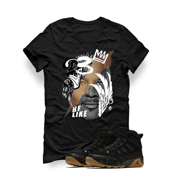 Air Jordan 9 Boot NRG Black Gum Black T (The King) - LIMITLESSXL