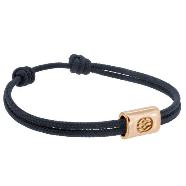 AMALFI NAVY BLUE 14K ROSE GOLD - LIMITLESSXL