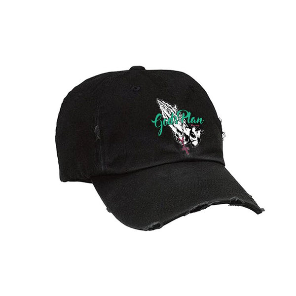 94c31c3508c6b Official IllCurrency Hat Black Hat (Gods Plan air max 97 south beach ...