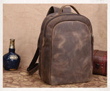 THE SEDONAH - LEATHER BACKPACK