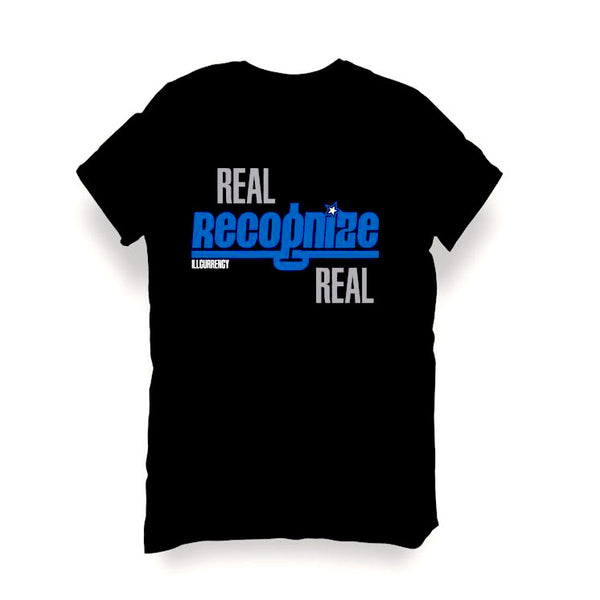 BLACK T SHIRT (REAL) - LIMITLESSXL