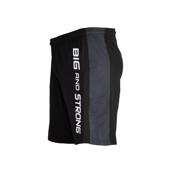 PERFORMANCE SHORT – JET BLACK