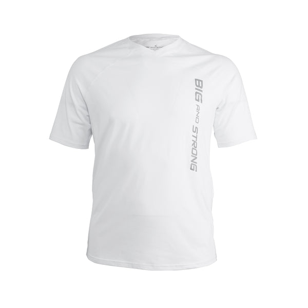 MEN'S SHORT SLEEVE COMFORT V NECK T-SHIRT