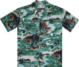 Paradise Vacation Men's Hawaiian Shirt
