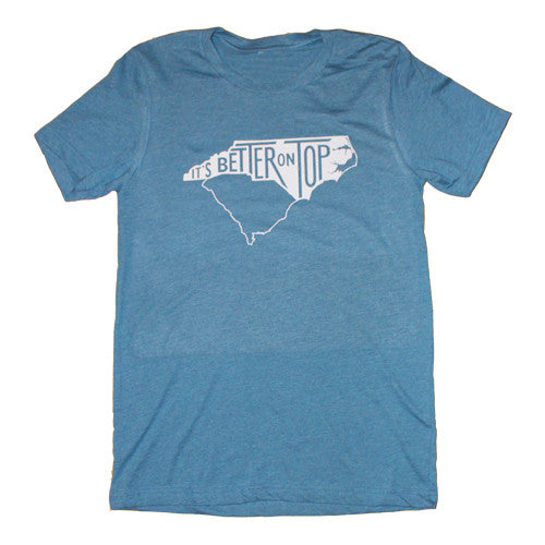 Battle of the Carolinas Tee (Teal)