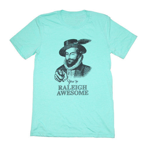 Raleigh Awesome Tee
