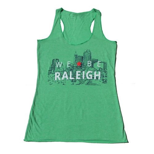 We Be Raleigh Ladies Tank