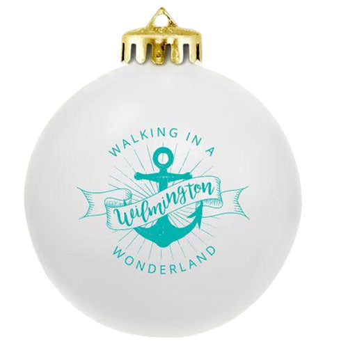 Wilmington Wonderland Ornament