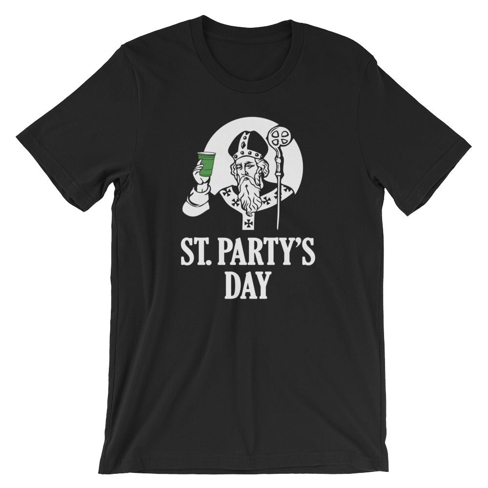 St. Party's Day T-Shirt