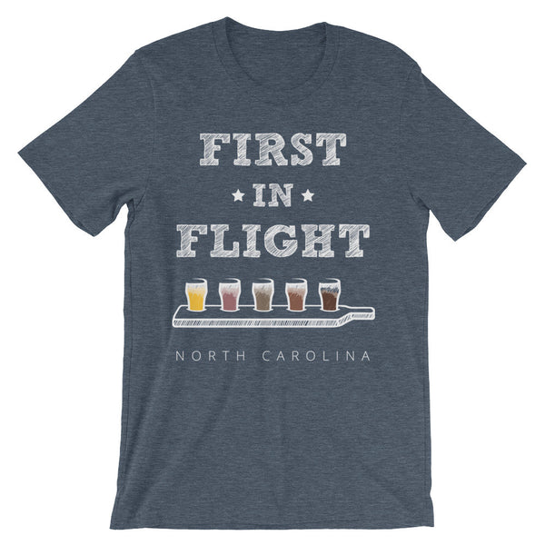 First in Flight Tee