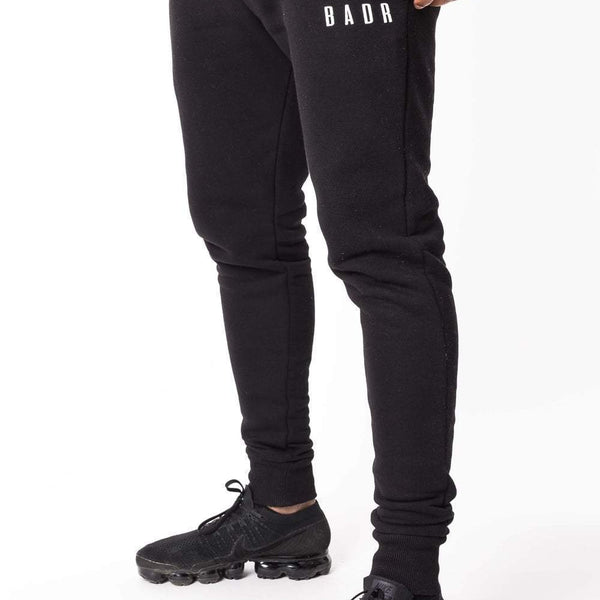 Logo Captain Joggers - Black