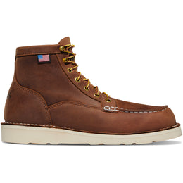 "Danner Bull Run Moc Toe 6"" - Tobacco"