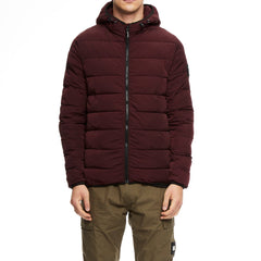 Weekend Offender La Guardai Jacket - Burgundy