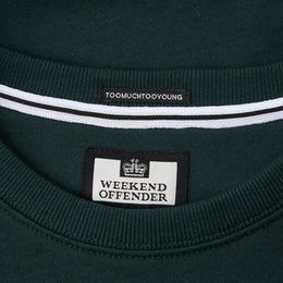 Weekend Offender F Bomb Sweat - Deep Forest