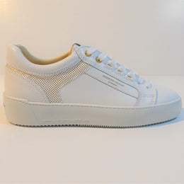 Android Homme Venice - Ghost White/Metallic Gold Laser