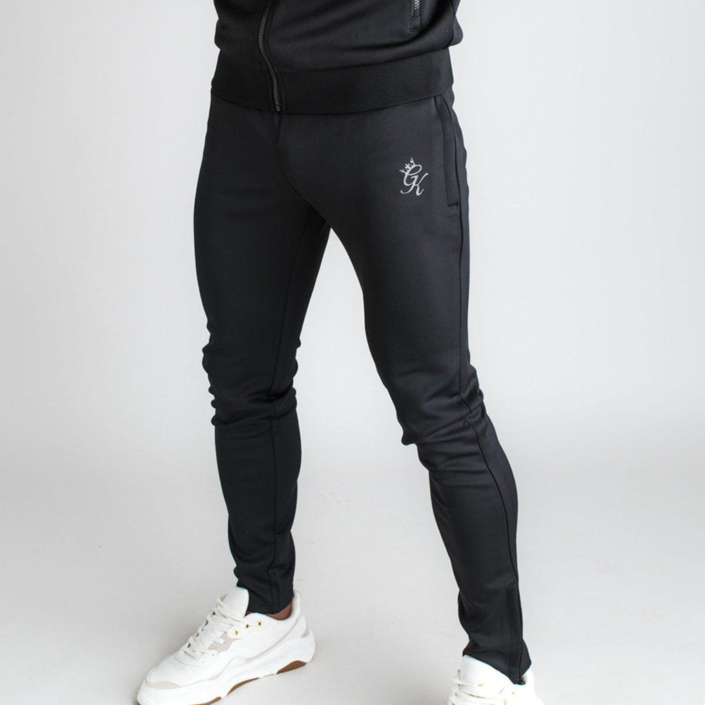 Gym King Basis Poly Joggers - Black