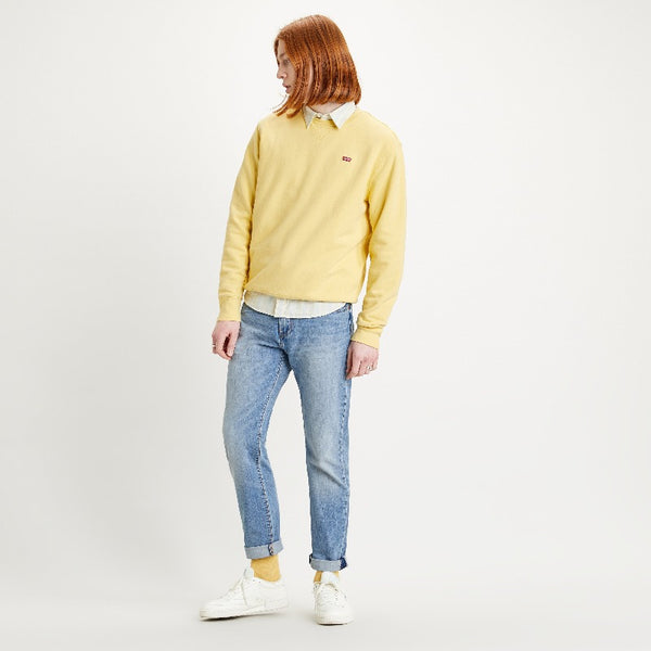 Levis New Original Crew Sweatshirt - Dusky Citron