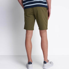 Lyle and Scott Chino Shorts - Lichen Green