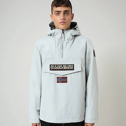 Napapijri Rainforest Winter 2 Jacket - Grey Harbour