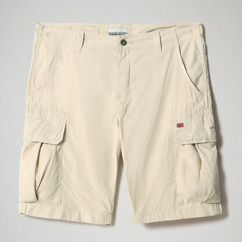 Napapijri Noto 4 Shorts - Natural Beige