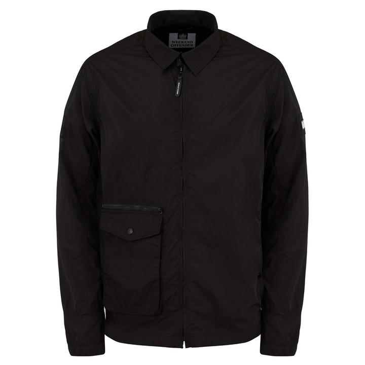 Weekend Offender Vinnie Jacket - Black